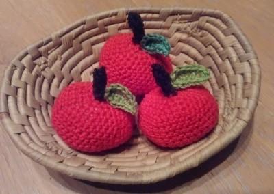 Kochecke- Äpfel